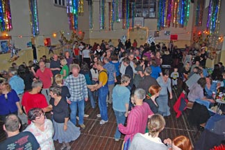 Crook Morris ceilidh